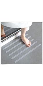 Anti slip strip