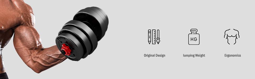 Unique Ergonomic Design
