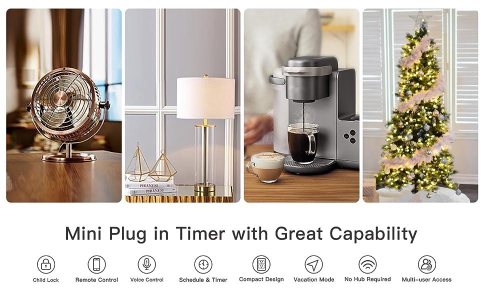 Smart Outlet Timer