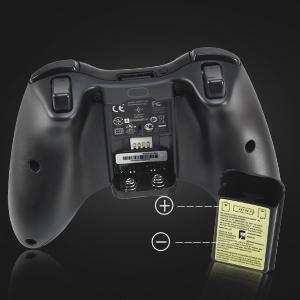 Install 2 AA Batteries