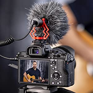 Making a YouTube video? Just pull it out of its carry bag, plug it in and you are ready to go!