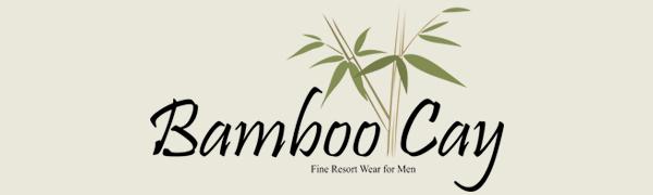 Bamboo Cay Men's Shirts
