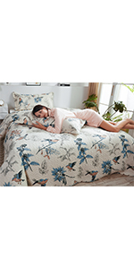 country bed set