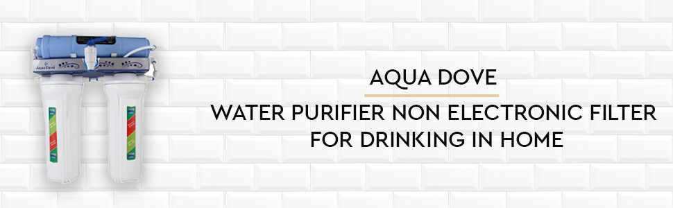 water purifier filter kit