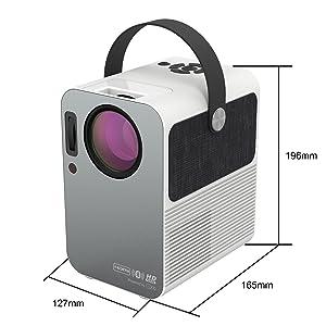 videoproyector 4k, videoproyector fullhd, proyector mulimedia, proyector para presentaciones