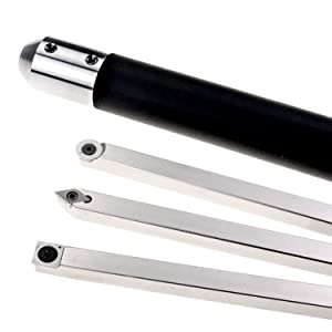 Stainless Steel Carbide Woodturning Tools