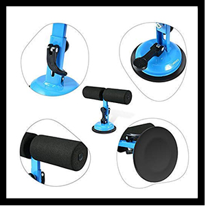 Exercise with Suction Cup