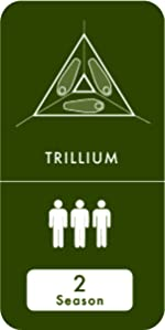 Tentsile trillium 3 person three tree tent camping hiking hammock flying hanging elevated outdoors