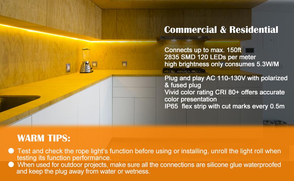 Shine Decor LED Strip Light