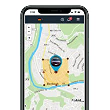 Salind GPS tracker