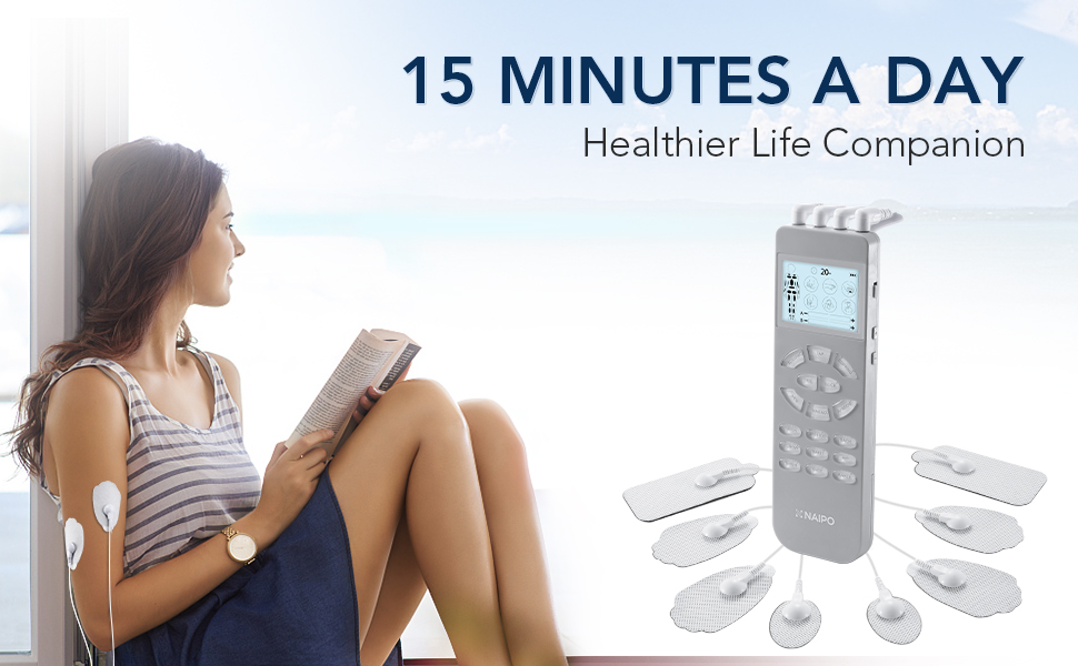 tens unit muscle stimulator