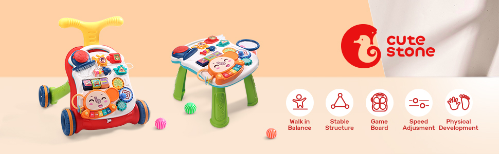 3 in 1 baby stand learning walker