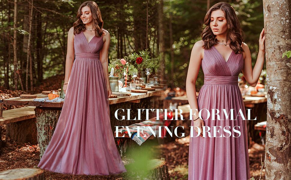 Ever-Pretty formal evening dresses long wedding guest dresses prom dresses beach dresses causal