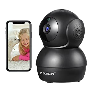 1080P HD Wireless Security Camera