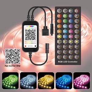 App Strip Lights