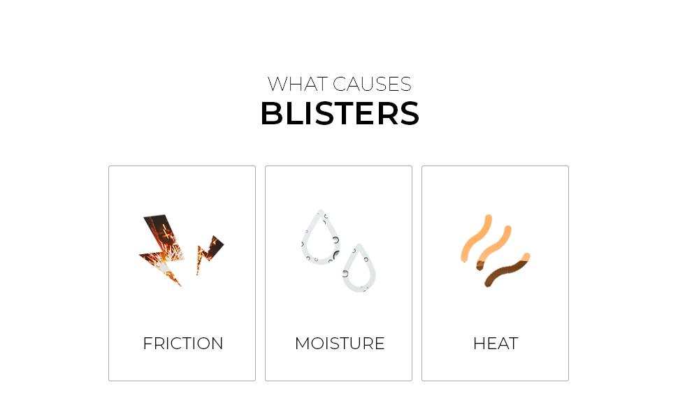 heat moisture friction