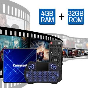 4GB RAM  32GB ROM