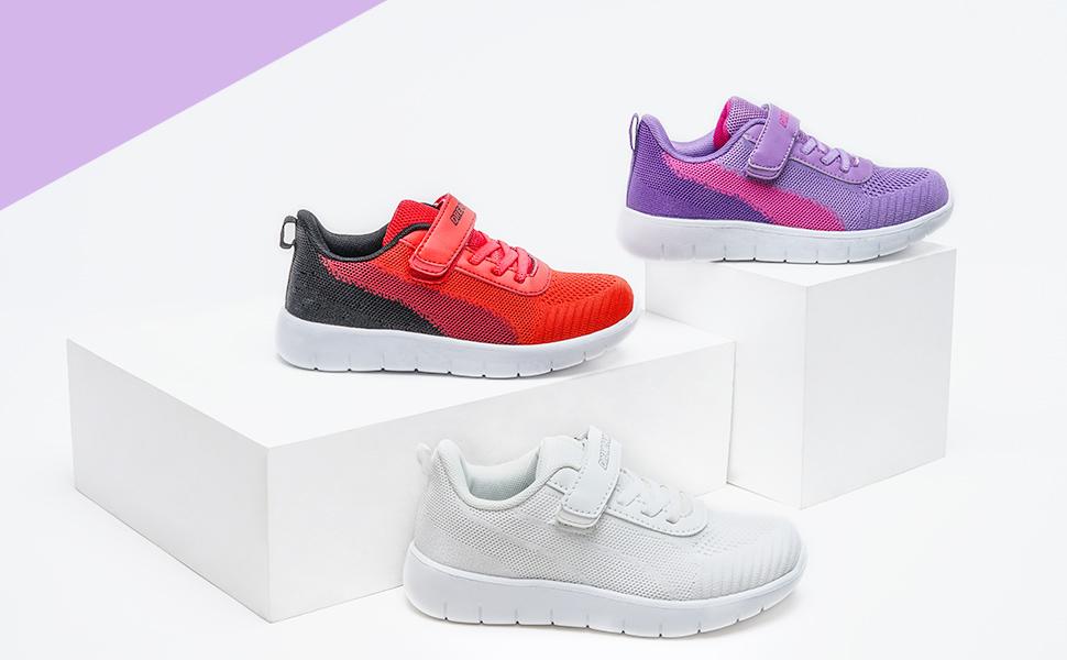 boys girls fashion sneakers
