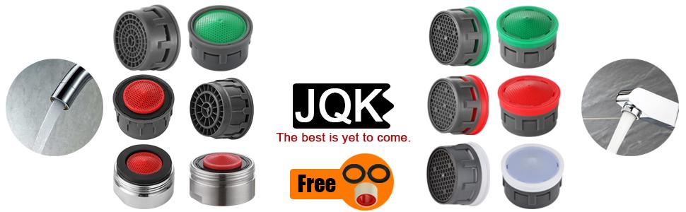 jqk bathroom faucet aerator kitchen aeraotrs 1.0 1.5 2.2