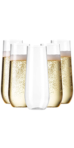 plastic disposable cups clear tumbler glasses party wine champagne flutes solo paper coffee cocktail