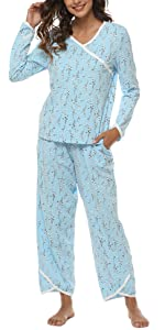 Relipop Women Sleepwear Pajamas