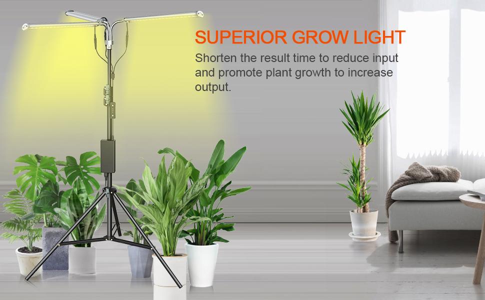 grow light indoor plant