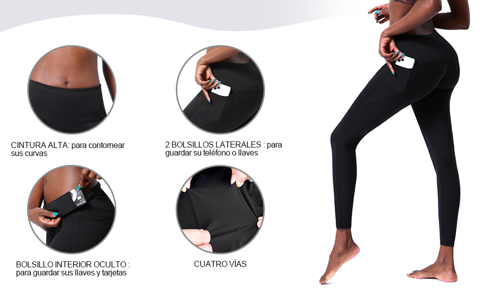 YOGA pantalones