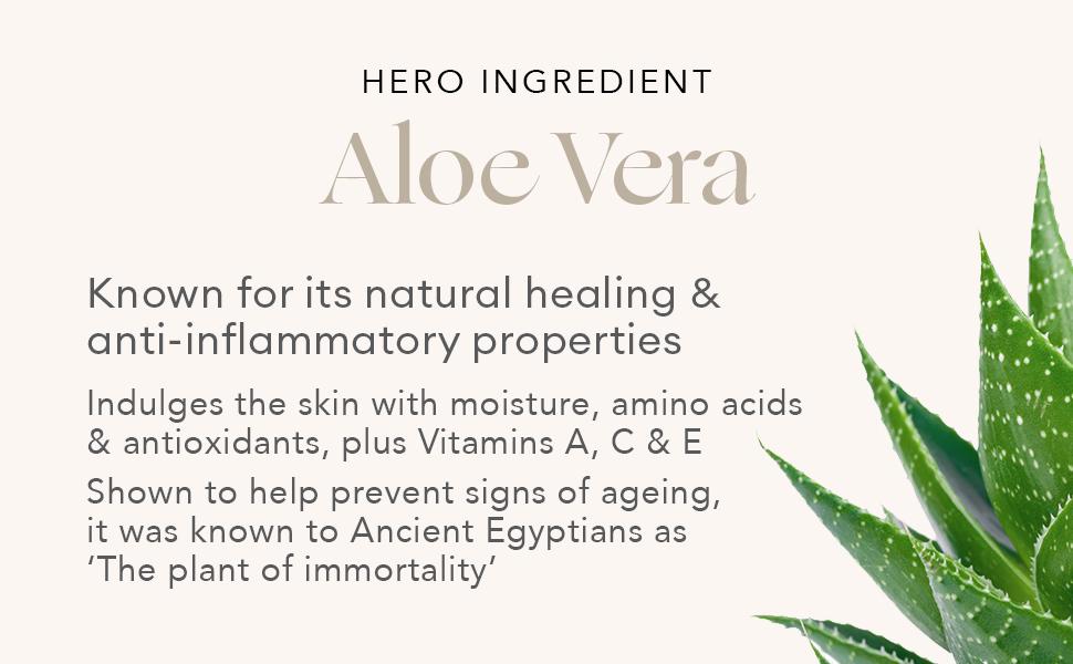 INIKA Organic Liquid Eyeliner Hero Ingredient