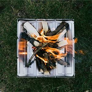fuel versatile, wood, charcoal