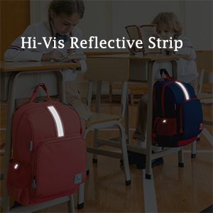 High visibility reflective strip