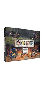 Underworld Game Box