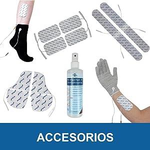 accesorios tens ems