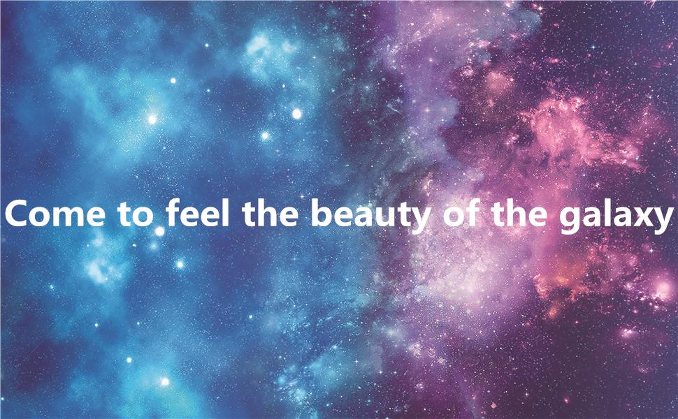 Beautiful Galaxy Comforter Set