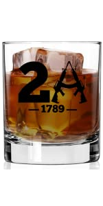 2a wHISKEY GLASS