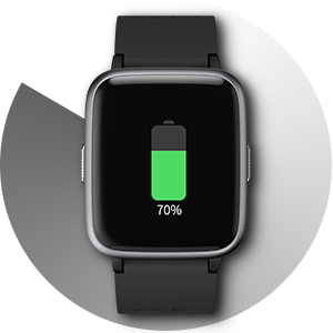 GRDE Smartwatch, Reloj Inteligente Bluetooth V5.0 Pulsera ...