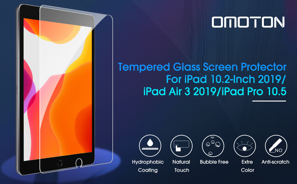ipad 10.2 screen protector