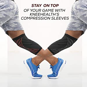 Knee support gym joint protection cap Injuries sprains badminton squats pain relief men women brace