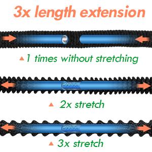 3 length extens