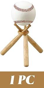 TIHOOD 1PC Baseball Stand