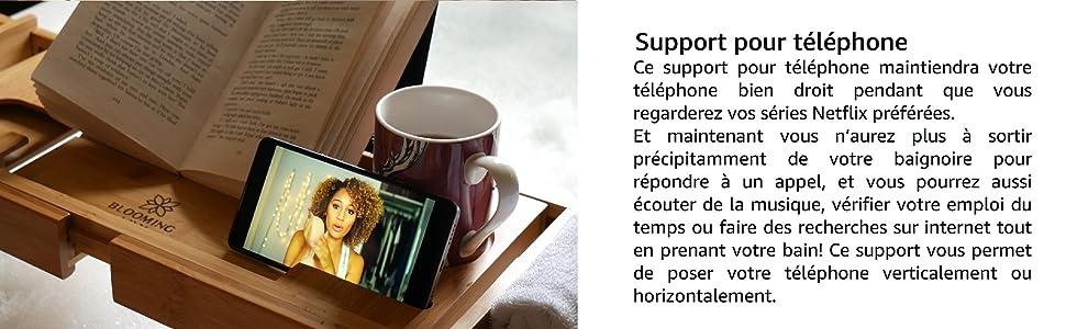 Support pour téléphone produits plateaux étagères etageres luxe chic article set 70 saint valentin
