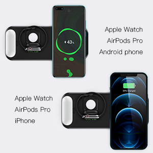 wireless charger phone and watch wireless charger pad android wireless charger apple