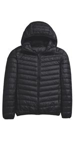 Packable Puffer Down Jackets