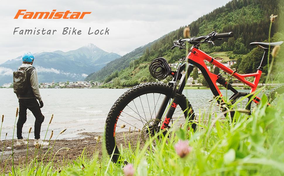 Famistar Bike Lock
