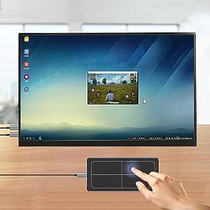 portable monitor laptop