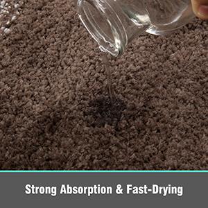 absorbent bath floor mats