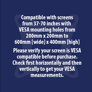 invision technology vesa requirements