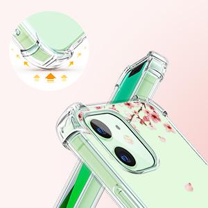 Protective Corners iphone 12 case