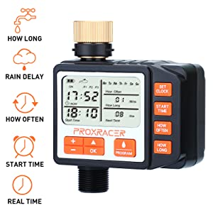 Water timer