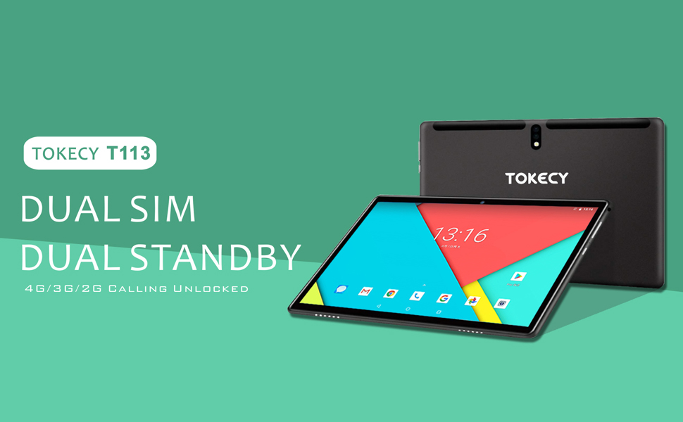 T113 Android 10.1 inch Tablet PC
