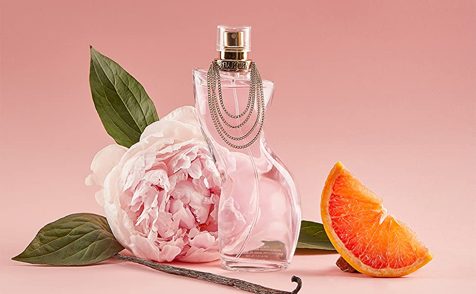 shakira dance, perfume for women, Perfume ingredients, best quality perfume, Fresh, Floral, Fruity.